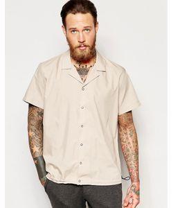 Asos | Рубашка Классического Кроя С Отложным Воротником И Эластичной Кромкой