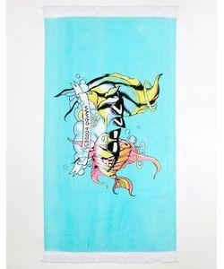 Mambo | Полотенце С Принтом Рыбы-Ангела X Emma Mulholland