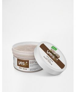 YES TO   Скраб Для Тела Coconut 280g Coconut