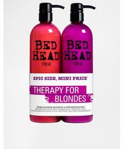 Tigi Bed Head   Два Средства Ограниченной Серии По Уходу За Светлыми Волосами Tigi Bed