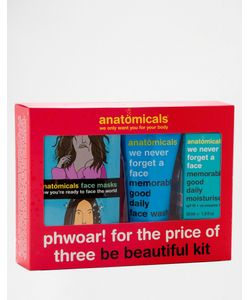 Anatomicals | Косметический Набор Phwoar For The Price Of Three Phwoar