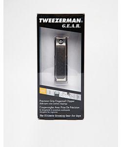 Tweezerman | Кусачки Для Ногтей Черный