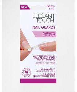 ELEGANT TOUCH | Защитные Накладки Для Ногтей Nail Guards