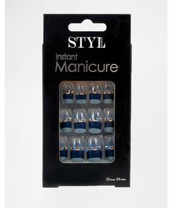 STYLondon | Накладки На Ногти С Эффектом 3d Drycott Avenue