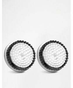 Pulsaderm | Комплект Из 2 Насадок C Щетками Для Тела Тело