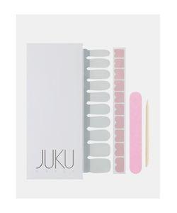 JUKU Nails | Наклейки Для Ногтей В Форме Сердечек Розового Цвета