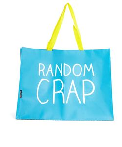 Happy Jackson | Сумка Среднего Размера Random Crap Синий