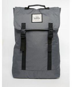 Workshop | Рюкзак С Двумя Ремешками Серый