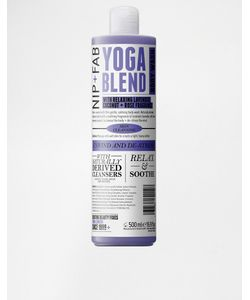 Nip+Fab   Гель Для Душа Yoga Blend 500 Мл Гель