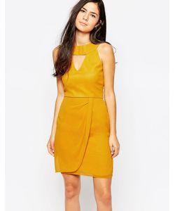 VLabel London | Платье Vlabel Kensal Желтый