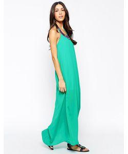Meghan Fabulous | Платье Макси Uyuni