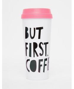 BAN DO | Термокружка Ban.Do But First Coffee Мульти