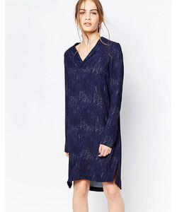 Just Female | Цельнокройное Платье Night Shimmer Shimmer Aop