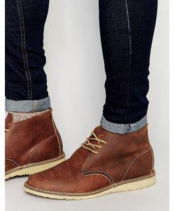 Red Wing | Ботинки Чукки Weekender Коричневый