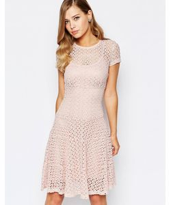 Body Frock | Розовое Платье Mila Ice Pink