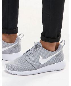 Nike | Кроссовки Roshe Run 511881-023 Серый