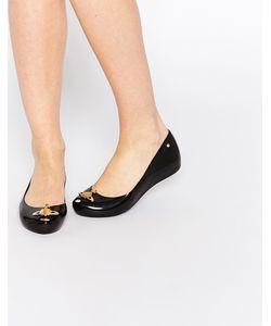 Vivienne Westwood for Melissa | Черные Туфли С Логотипом Державаорбита