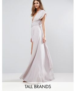 Fame and Partners Tall | Платье--Трансформер Ainsley Серый