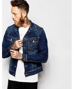 Lee | Джинсовая Куртка С Эффектом Поношенности Rider Favourite Worn