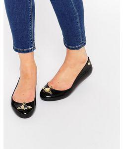 Vivienne Westwood for Melissa | Черные Туфли На Плоской Подошве Черный