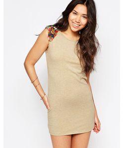 Meghan Fabulous | Платье С Отделкой Бисером Fiesta