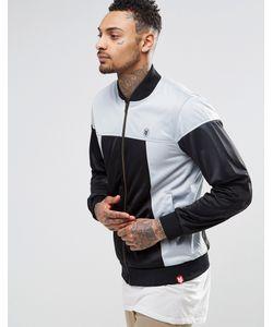 Your Own | Спортивная Куртка Со Вставками Черный
