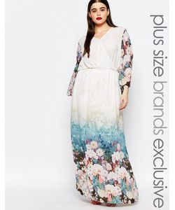 Truly You   Платье Макси С Цветочным Принтом