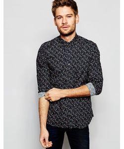 Peter Werth | Рубашка С Цветочным Принтом