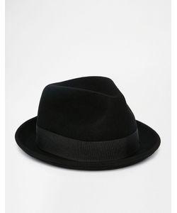 Goorin   Мягкая Фетровая Шляпа Из Шерсти Rude Boy