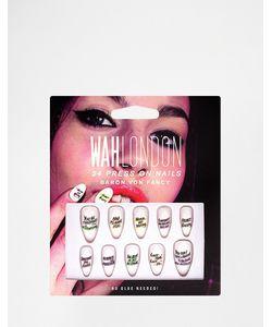 WAH | Накладные Ногти London Baron Von Fancy Baron Von