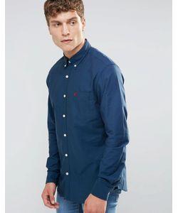 Selected Homme | Оксфордская Рубашка Слим Navy Blazer