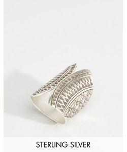 NYLON | Серебряное Кольцо С Гравировкой
