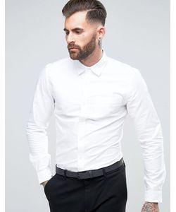 RUDIE   Строгая Оксфордская Рубашка
