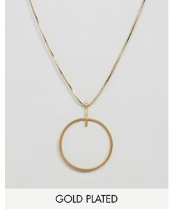 Pilgrim | Ожерелье Цвета Розового Золота