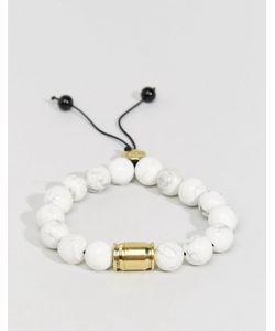 Love Bullets | Браслет Из Полудрагоценных Камней Lovebullets Snowflake