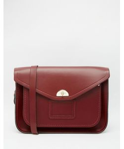 Cambridge Satchel Company | Кожаная Сумкасэтчел С Застежкойтвист The