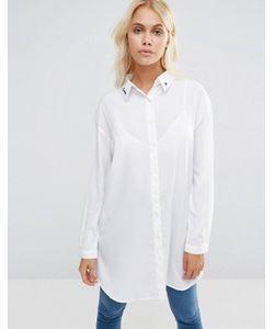 Daisy Street   Рубашка С Вышивкой