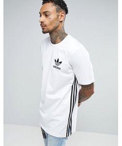 adidas Originals | Длинная Футболка Bk7592
