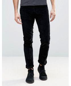 Nudie Jeans Co | Черные Джинсы Grim Tim