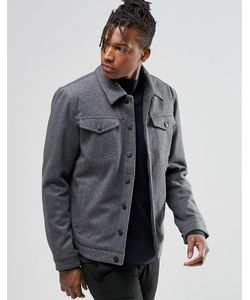 ADPT | Шерстяная Куртка Серый