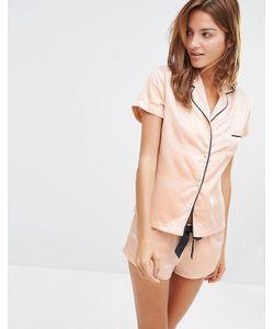 BlueBella | Пижамный Комплект Abigail Розовый