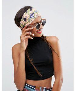 ASOS Africa | Asos Soft Geo Floral Print Headband Мульти