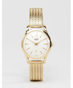 Henry London | Золотистые Часы Westmister Hl30-Um-0004 Золотой