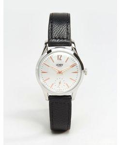 Henry London | Черные Часы Highgate Hl30-Us-0001 Черный