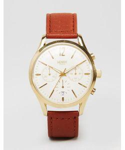 Henry London | Часы Westminster Hl39-Cs-0014 Рыжий