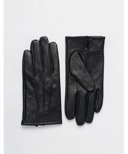 DENTS | Сенсорные Кожаные Перчатки Aviemore