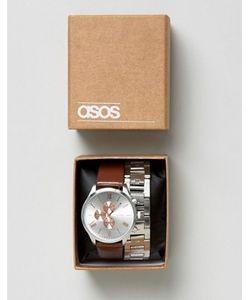 Asos | Часы Со Сменным Ремешком
