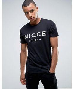 Nicce London's | Футболка С Перфорированным Логотипом Nicce London