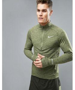 Nike Running | Свитшот С Короткой Молнией 683906-331