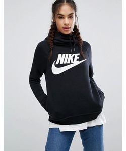 Nike | Черное Худи Rally